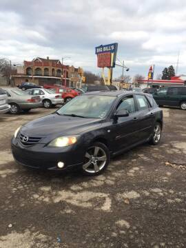 2005 Mazda MAZDA3 for sale at Big Bills in Milwaukee WI
