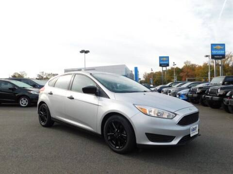 2018 Ford Focus for sale at Radley Cadillac in Fredericksburg VA