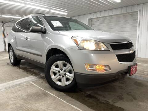 2011 Chevrolet Traverse for sale at Hi-Way Auto Sales in Pease MN