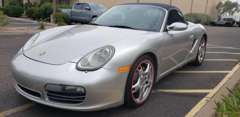 2006 Porsche Boxster for sale at Arizona Auto Resource in Tempe AZ