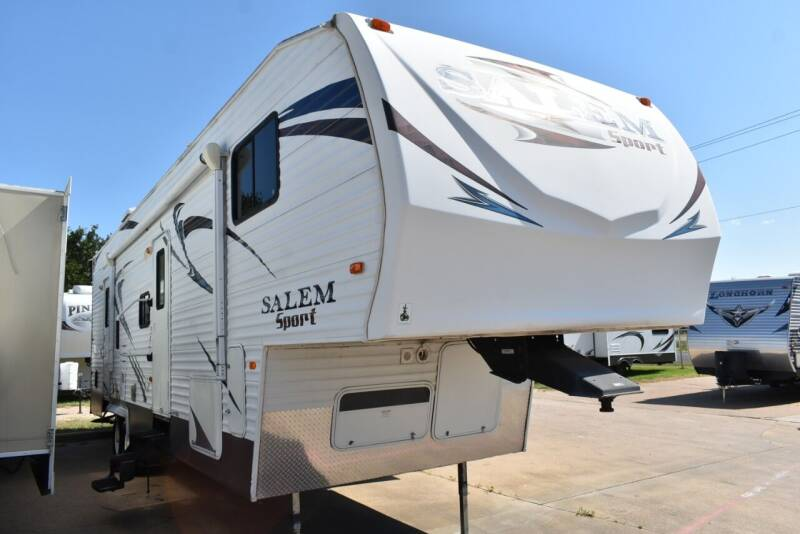 2013 Forest River Salem 32SRVP for sale at Buy Here Pay Here RV in Burleson TX