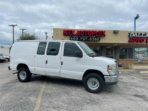 2011 Ford E-Series Cargo for sale at NTX Autoplex in Garland TX