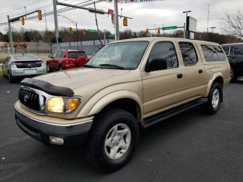 2001 Toyota Tacoma for sale at Cedar Auto Group LLC in Akron OH