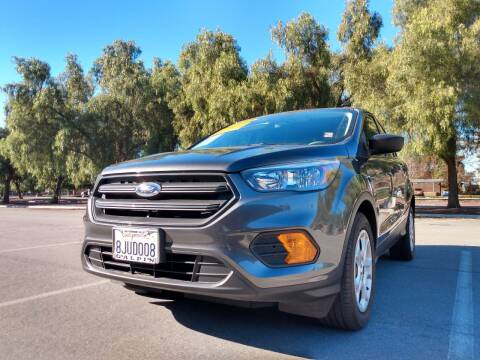 2019 Ford Escape for sale at ALL CREDIT AUTO SALES in San Jose CA