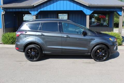 2017 Ford Escape for sale at Fred Allen Auto Center in Winamac IN