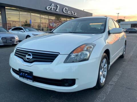 2007 Nissan Altima for sale at A1 Carz, Inc in Sacramento CA