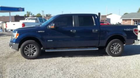 2011 Ford F-150 for sale at MIKE'S CYCLE & AUTO - Mikes Cycle and Auto (Liberty) in Liberty IN