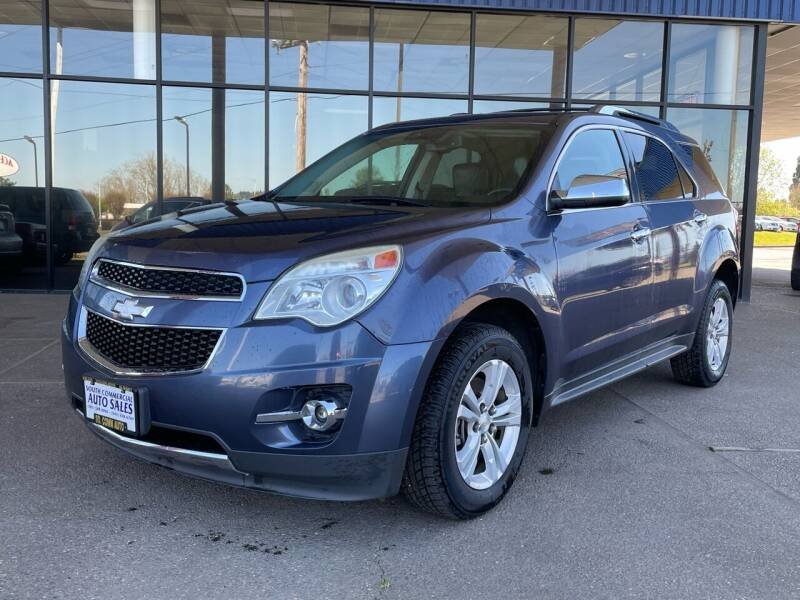 2013 Chevrolet Equinox for sale at South Commercial Auto Sales in Salem OR