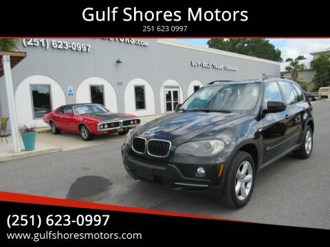 2007 BMW X5 for sale at Gulf Shores Motors in Gulf Shores AL