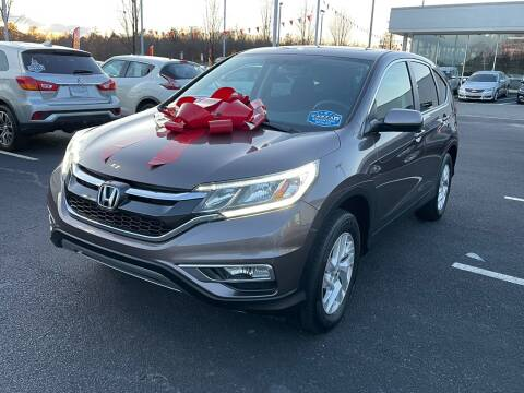 2015 Honda CR-V for sale at Charlotte Auto Group, Inc in Monroe NC