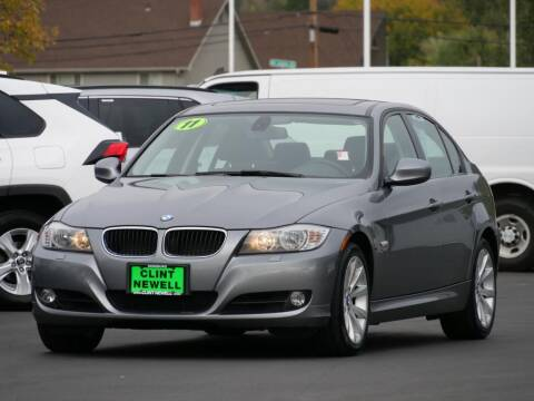 2011 BMW 3 Series for sale at CLINT NEWELL USED CARS in Roseburg OR