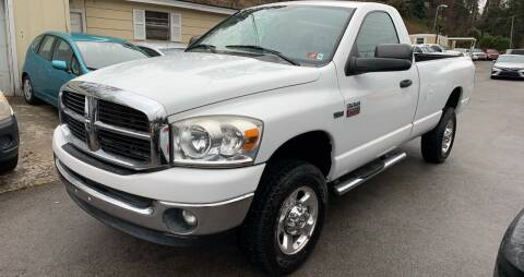 2009 Dodge Ram Pickup 2500 for sale at North Knox Auto LLC in Knoxville TN