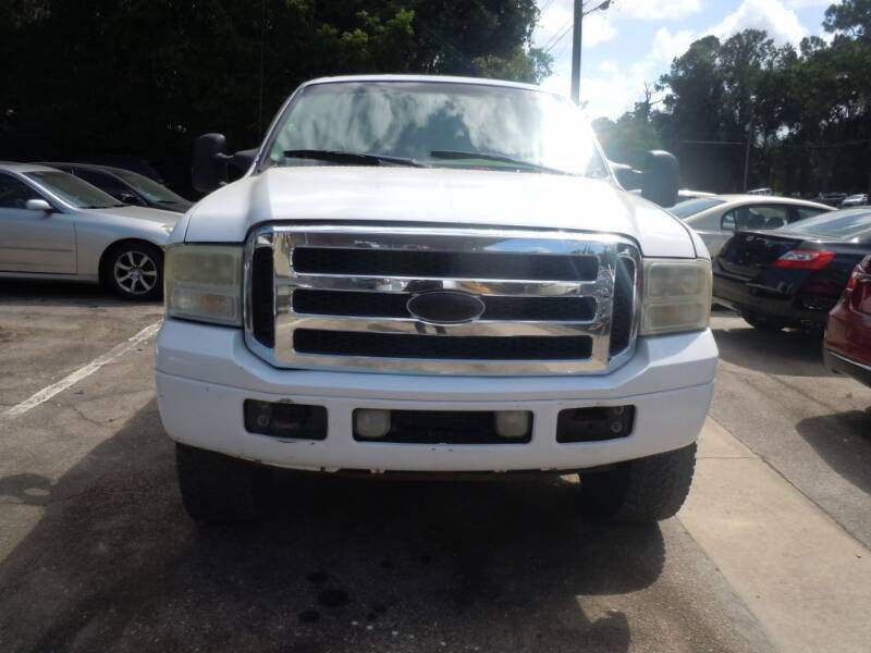 2005 Ford F-250 Super Duty for sale at First Class Auto Inc in Tallahassee FL