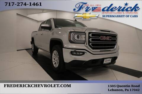 2017 GMC Sierra 1500 for sale at Lancaster Pre-Owned in Lancaster PA