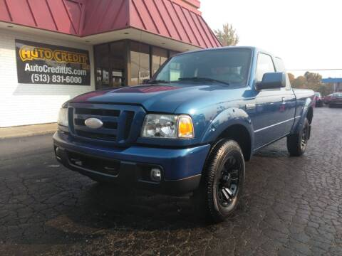 2007 Ford Ranger for sale at Auto Credit LLC in Milford OH