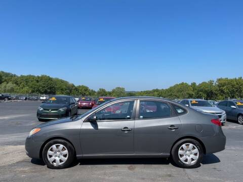 2009 Hyundai Elantra for sale at CARS PLUS CREDIT in Independence MO