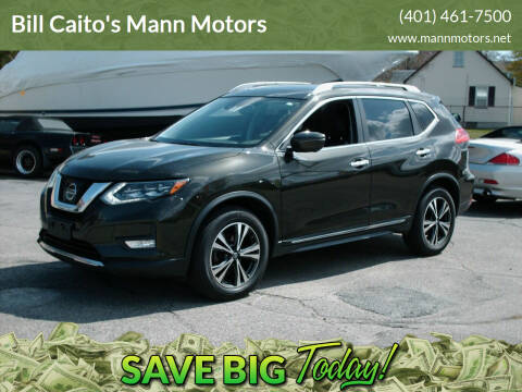 2017 Nissan Rogue for sale at Bill Caito's Mann Motors in Warwick RI