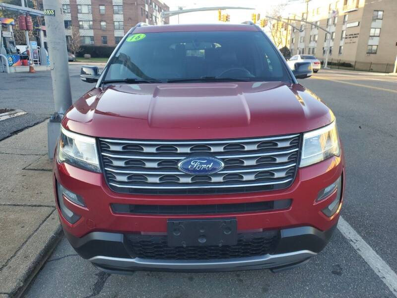2016 Ford Explorer for sale at OFIER AUTO SALES in Freeport NY