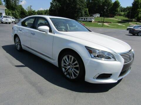2015 Lexus LS 460 for sale at Specialty Car Company in North Wilkesboro NC