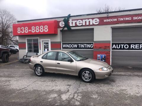 2004 Chevrolet Cavalier for sale at Extreme Auto Sales in Plainfield IN