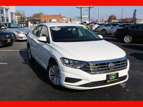 2019 Volkswagen Jetta for sale at AUTO POINT USED CARS in Rosedale MD