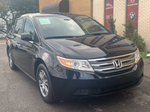 2013 Honda Odyssey for sale at Auto Imports in Houston TX