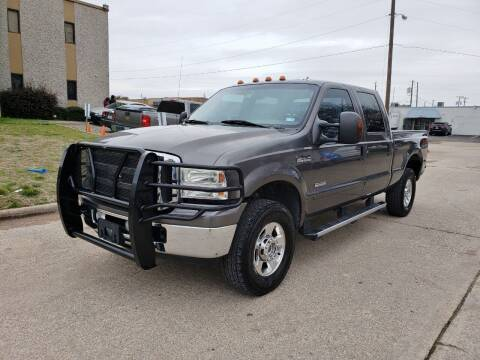 2005 Ford F-250 Super Duty for sale at DFW Autohaus in Dallas TX