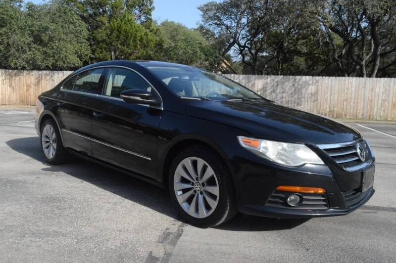 2010 Volkswagen CC for sale at Coleman Auto Group in Austin TX