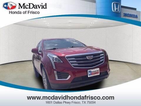 2019 Cadillac XT5 for sale at DAVID McDAVID HONDA OF IRVING in Irving TX