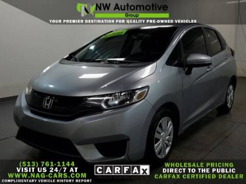 2017 Honda Fit for sale at NW Automotive Group in Cincinnati OH