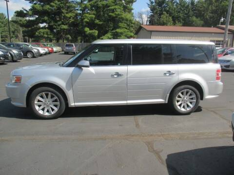2011 Ford Flex for sale at Home Street Auto Sales in Mishawaka IN