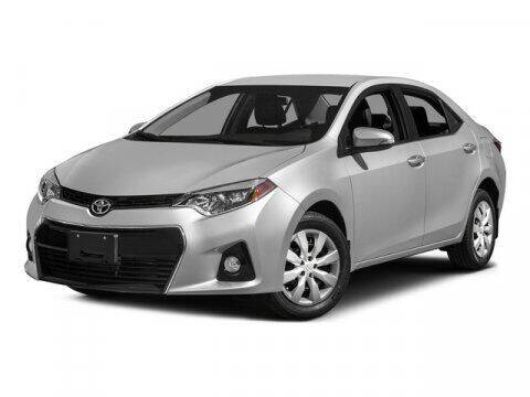 2015 Toyota Corolla for sale at Automart 150 in Council Bluffs IA