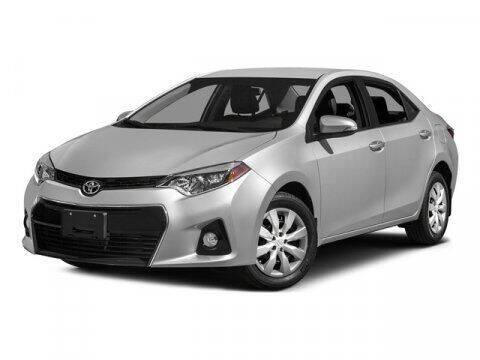2015 Toyota Corolla for sale at Nu-Way Auto Ocean Springs in Ocean Springs MS