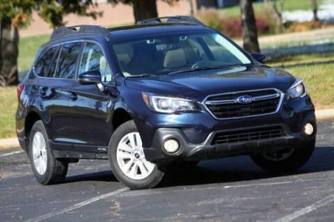 2018 Subaru Outback for sale at MGM Motors LLC in De Soto KS