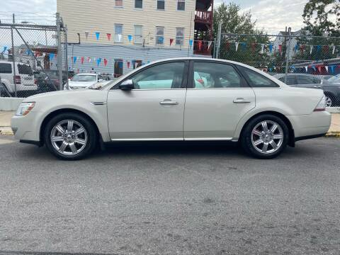 2008 Ford Taurus for sale at G1 Auto Sales in Paterson NJ