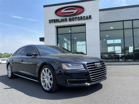 2015 Audi A8 L for sale at Sterling Motorcar in Ephrata PA