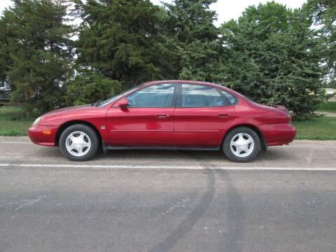 1999 Ford Taurus for sale at Joe's Motor Company in Hazard NE