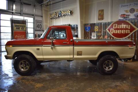 1973 Ford F-250 for sale at Cool Classic Rides in Redmond OR