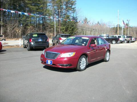 2012 Chrysler 200 for sale at Auto Images Auto Sales LLC in Rochester NH