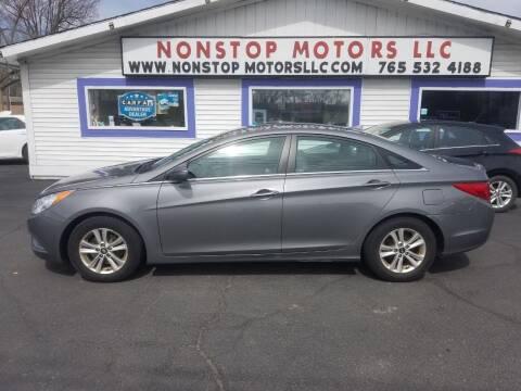 2013 Hyundai Sonata for sale at Nonstop Motors in Indianapolis IN