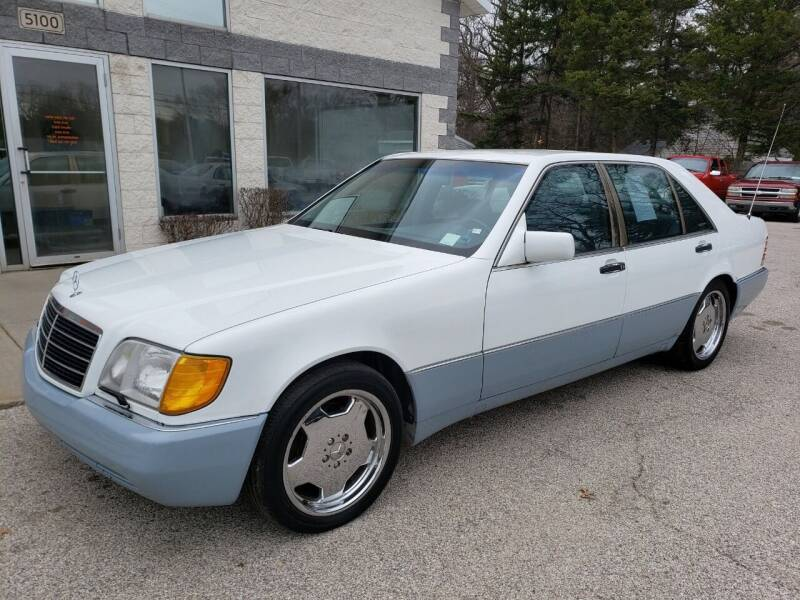 1993 Mercedes-Benz 500-Class for sale at Anytime Auto in Muskegon MI