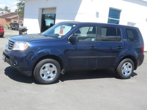2013 Honda Pilot for sale at Price Auto Sales 2 in Concord NH