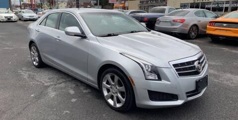 2014 Cadillac ATS for sale at South Point Auto Plaza, Inc. in Albany NY