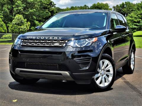 2016 Land Rover Discovery Sport for sale at Speedy Automotive in Philadelphia PA