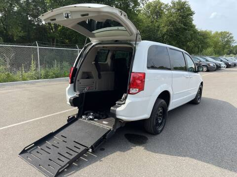 2017 Dodge Grand Caravan for sale at Ace Auto in Jordan MN