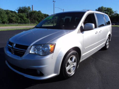 2011 Dodge Grand Caravan for sale at Steves Key City Motors in Kankakee IL