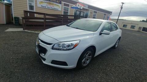 2016 Chevrolet Malibu Limited for sale at Deanas Auto Biz in Pendleton OR