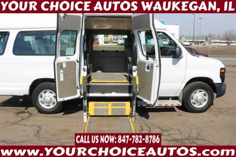 2009 Ford E-Series Cargo for sale at Your Choice Autos - Waukegan in Waukegan IL