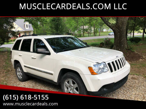 2010 Jeep Grand Cherokee for sale at MUSCLECARDEALS.COM LLC - 4 in White Bluff TN