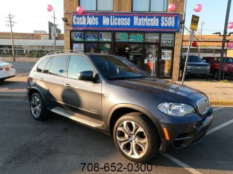 2012 BMW X5 for sale at West Oak in Chicago IL